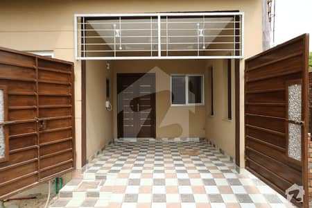 4 MARLA LUXURY HOUSE FOR SALE IN   HAJVERI TOWN NEAR PUNJAB HOUSING SOCIETY LAHORE