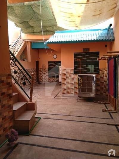 Gulshan Market Hayat Chowk K Qareeb 5 Marla Neat And Clean House For Sale