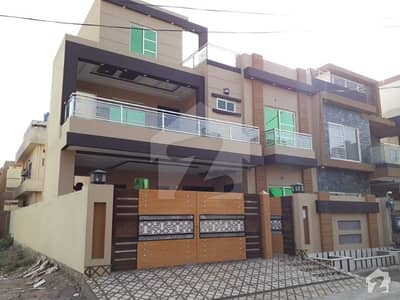 Wapda town 10Marla Newly constructed at a Very peaceful location Solid construction