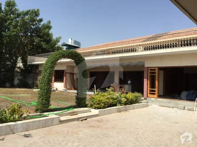 1000 Yards Well Maintained Bungalow  For Rent