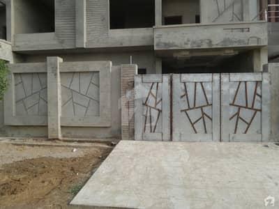Double Storey Brand New Beautiful House For Sale At Al Raheem City, Okara