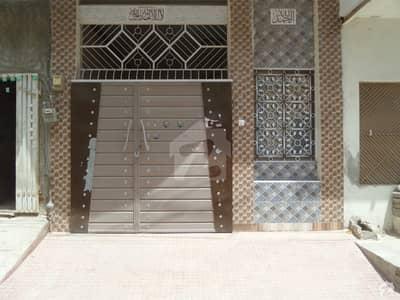 Double Storey Beautiful House For Sale At Chaudhary Colony Okara