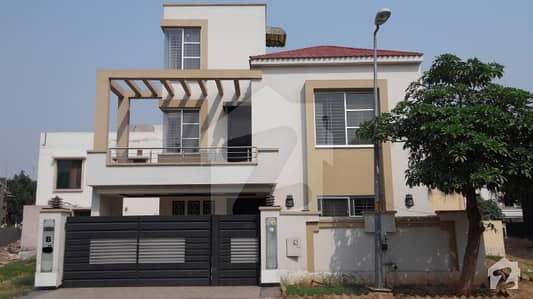 Brand New 10 Marla House Available At Very Beautiful Location In Overseas B Bahria Town Lahore