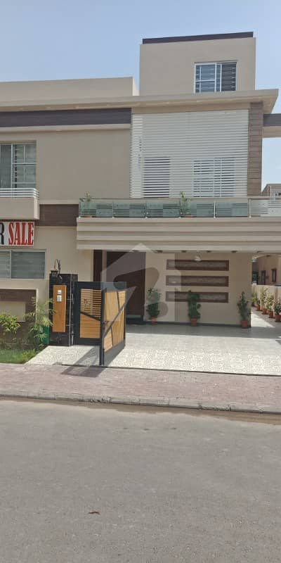 11 Marla Brand New House For Sale In Gulbahar Block Bahria Town Lahore