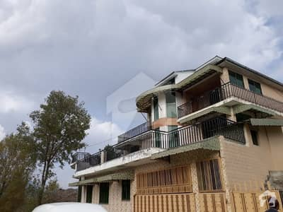 1 Kanal Well Constructed House For Sale