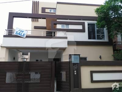 Valencia Town 10 Marla Brand New Double Storey House Is Available For Urgently Sale