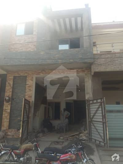 Double Storey Latest Designed House For Sale
