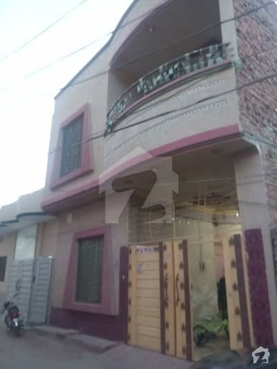 House Is Available For SaleOn Zaiqa Nager Road