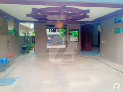 1 Kanal Out Class House For Rent