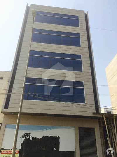 100 Sq Yard Building For Sale In Dha Phase 7
