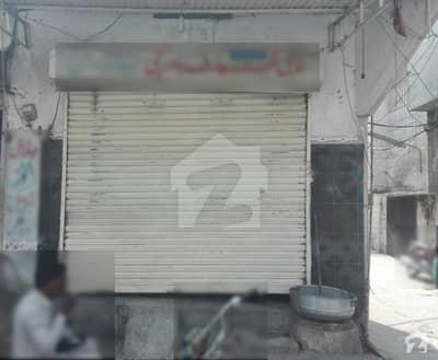 Double Storey Corner Shop Available For Sale