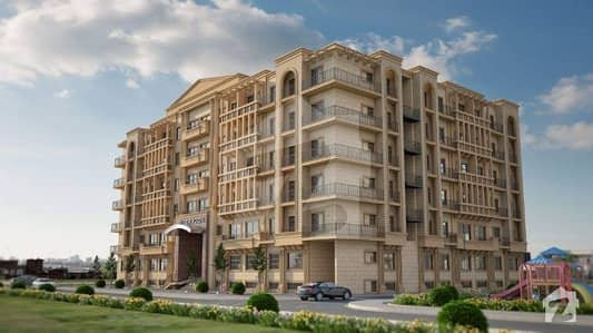 3 Bed Luxury Apartment Is Available For Sale  On 3 Year Easy Installment Plan