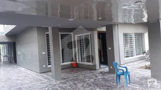 2 Kanal House Is Available For Sale On Nazimuddin Road