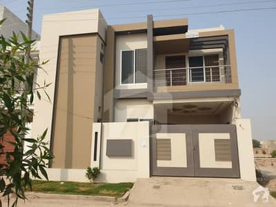5 Marla House Is Available For Sale