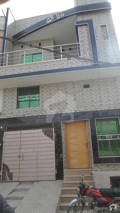 Jhang Road Shadab Colony - House Is Available For Sale