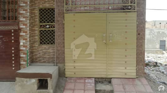 Jhang Road Shadab Colony Satina  - House Is Available For Sale
