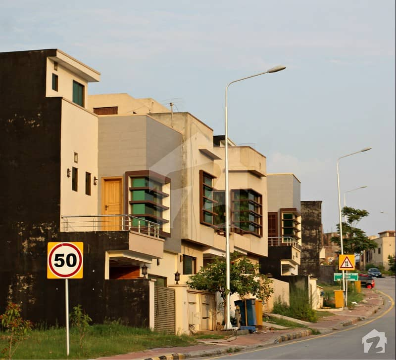 Bahria Town Rawalpindi: 5 Marla Double Storey House For Sale In Rafi Block Phase 8