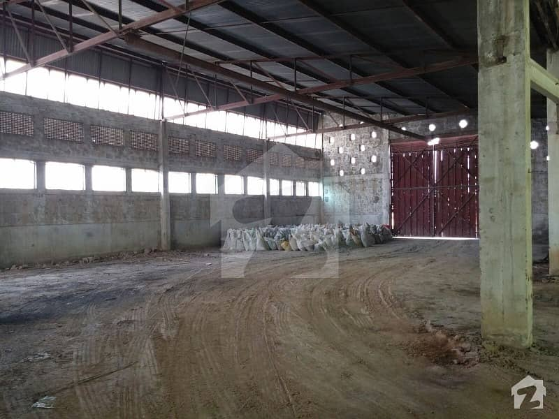 Commercial Property On Main Haripur Hattar Road