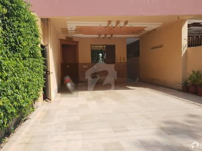 1 Kanal On 80 Feet Road Double Storey Double Unit  Semi Commercial House For Sale