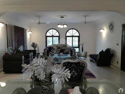 458 Sq Yards Bungalow For Sale In KDA Officers Society