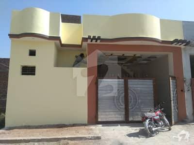 5 Marla House In Rana Town Sargodha