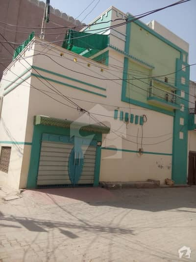 3 Marla Corner Triple Story House Fully Furnished With Large Car Porch For Sale Near Gtroad Okara