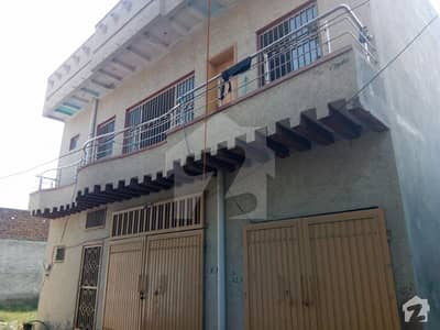 Double Storey House At Nice Location For Sale