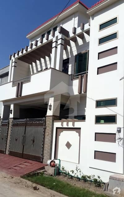 6 Marla House Double Storey House At Ideal Location