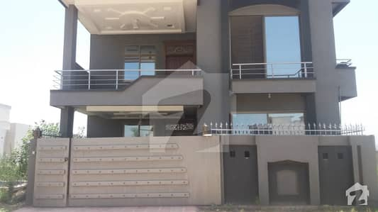 7 Marla  Double Storey House For Rent In Jinnah Garden Newly Constructed House All Facilities Available