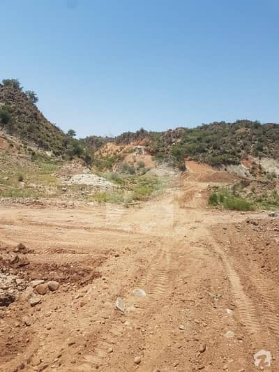 A Block - 10 Marla Plots Available For Sale In Top City 1 Islamabad