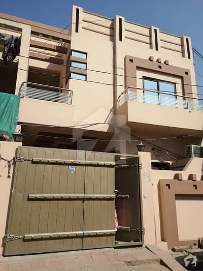 5 Marla Corner House Is Available For Sale