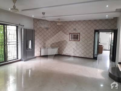 1 Kanal Single Story Luxury House For Sale In State Life Housing Society Lahore