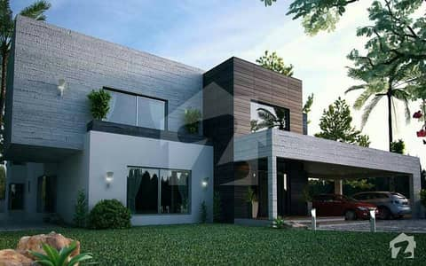 2 Kanal House Available For Sale C Block Model Town