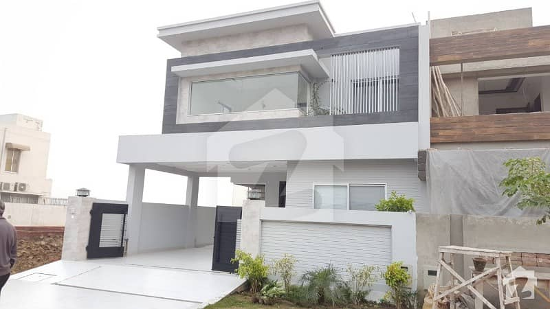 Dha Lahore 9 Marla 4 Bed  Brand New Luxury House For Rent  Original Pics Attached
