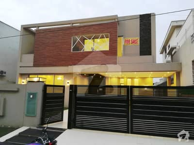 22 Marla Modern Architect Brand New Luxury Designer Bungalow Is Available For Urgent Sale Near Park