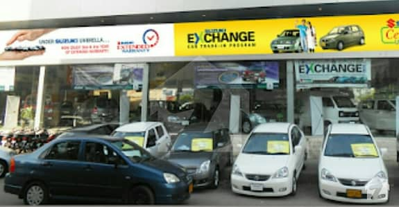 Car Showroom For Urgent Sale