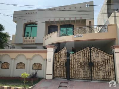 10 Marla House Available For Sale In  Millat Town