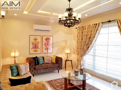 Luxury 10 Marla Fully Furnished In Bahria Town For Sale
