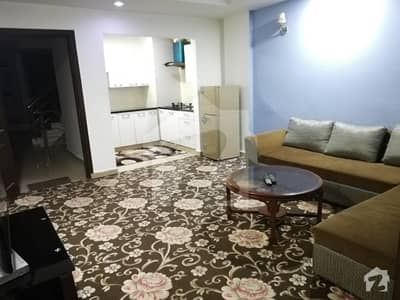1 Bed Fully Furnished Beautiful Apartment Urgent For Rent Outclass