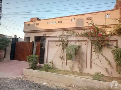 10 Marla House For Sale In Millat Town Faisalabad