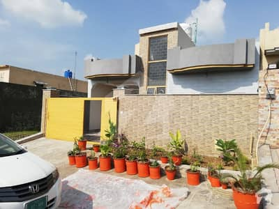 30x70 Single Storey Nicely Built House Is For Sale