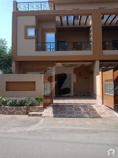 Brand New Beautiful 8 Marla House For Sale