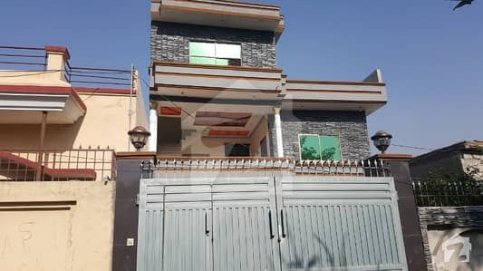 10 Marla Double Storey House For Sale Prince Road Bhara Kahu Islamabad