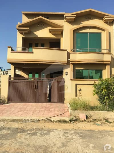 7 Marla House Is  Available For Sale  Jinnah Garden