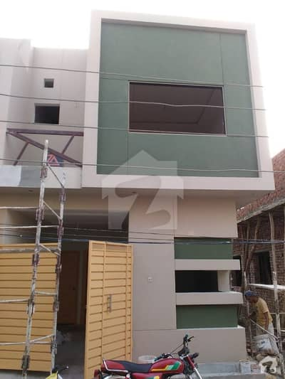 3 Marla Brand New House For Sale