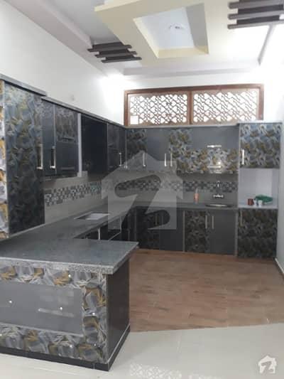 Bungalow 6 Beds Double West New Near Main Road Boundary Wall Block 17 Jauhar Karachi
