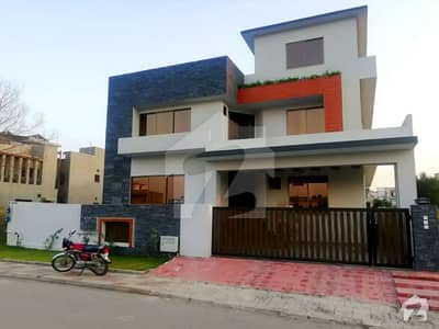 1 Kanal Brand New Gorgeous Bungalow With Basement For Sale