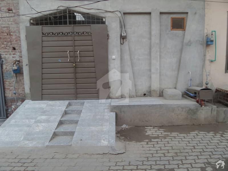 Single Storey Beautiful House Available For Rent At Khan Colony, Okara