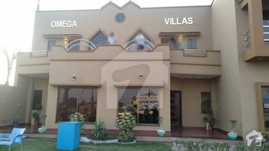 3 Marla Brand New Model House For Sale Omega Residency & Homes