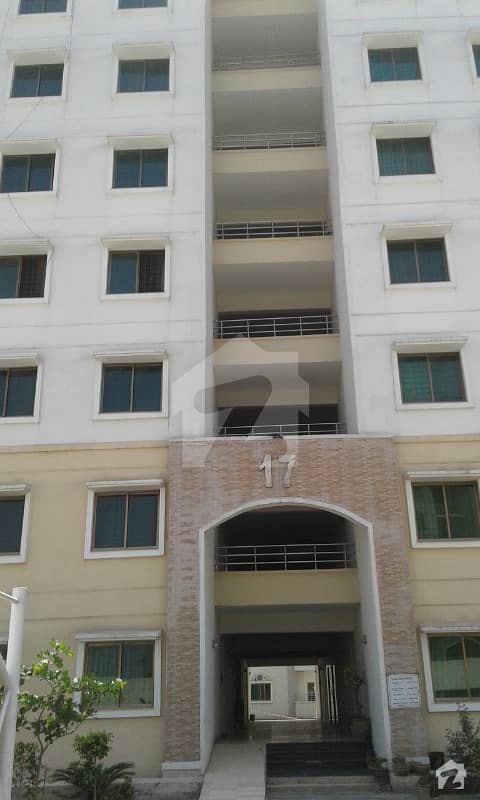 Newly Constructed Army Apartment Ground Seven Floor In Askari 11 Lahore